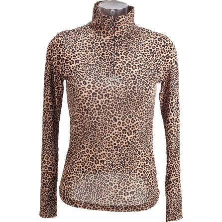 Diamond in the Snow Leo Twinkle Star Mid-Layer Top (Women's) -