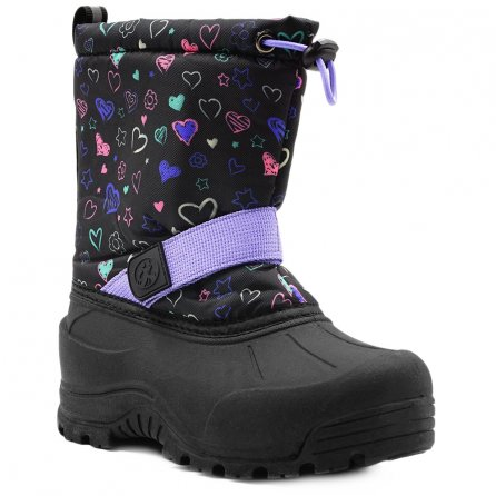 Northside Frosty Boot (Kids') - Black/Purple