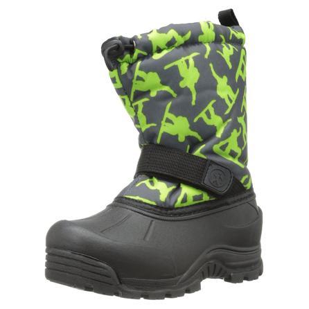 Northside Frosty Boot (Little Kids') - Dark Gray/Green