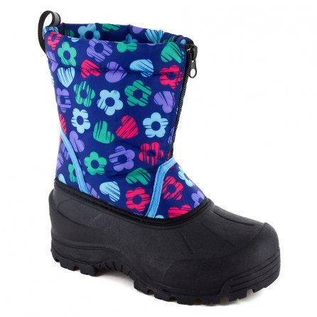 Northside Icicle Boot (Little Kids') - Navy/Multi