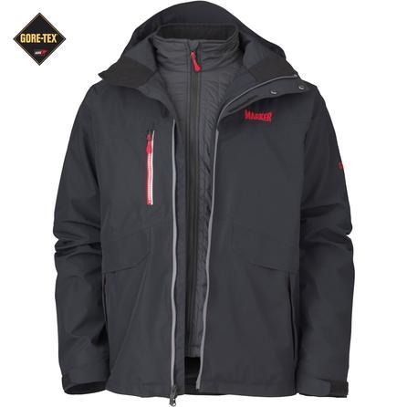 Marker Biosphere 3-in-1 GORE-TEX Ski Jacket (Men's) -