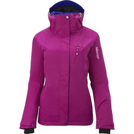 Salomon Reflex II Insulated Ski Jacket (Women's) -