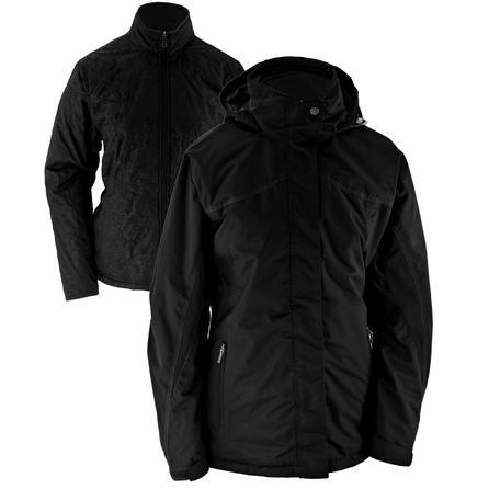 White Sierra All Seasons 4-in-1 Ski Jacket (Women's) -