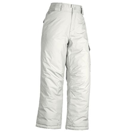 White Sierra Cruiser Ski Pant (Girls') - Cloud