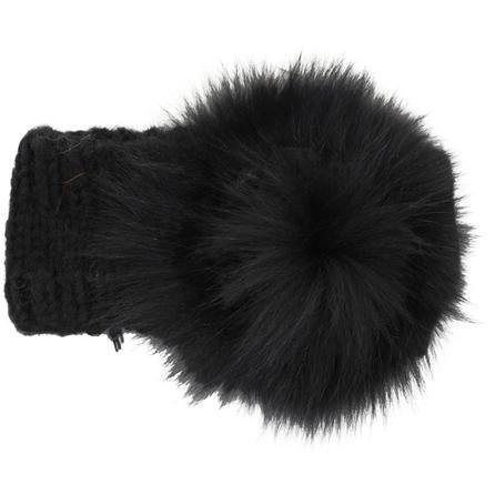 Peter Glenn Fur Flower Headband (Women's) -
