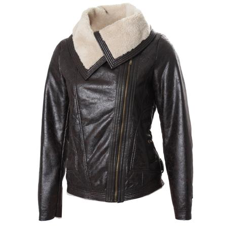 Montanaco Faux Shearling Aviator Jacket (Women's)  -