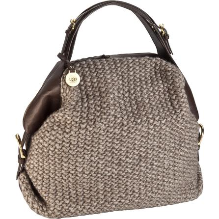 UGG Knit Zip Satchel Bag (Women's) -