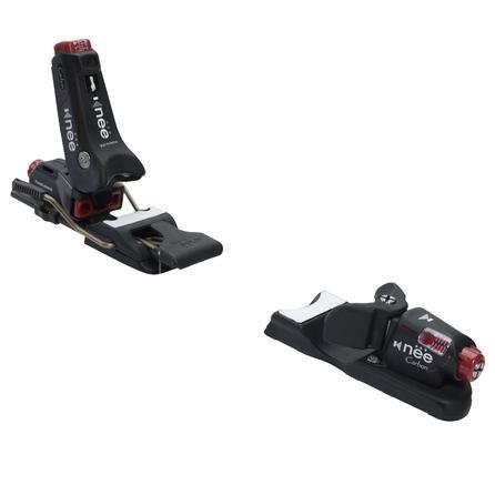 Kneebinding Carbon Ski Binding - Black