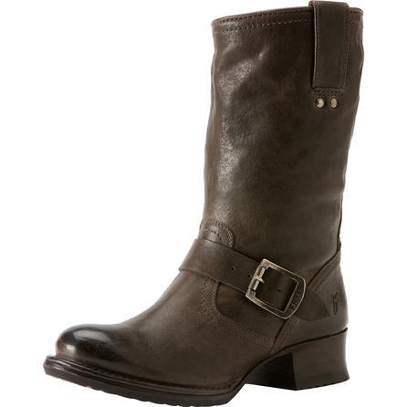 Frye Martina Engineer Short Boot (Women's) - Gray