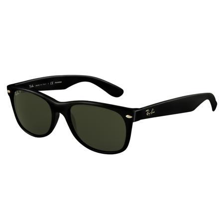 Ray-Ban New Wayfarer Polarized Sunglasses  -