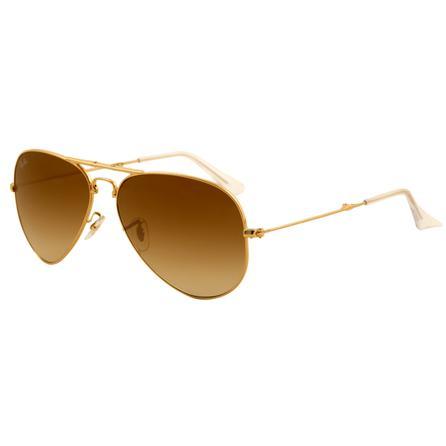Ray-Ban Aviator Large Metal Sunglasses (Adults') -