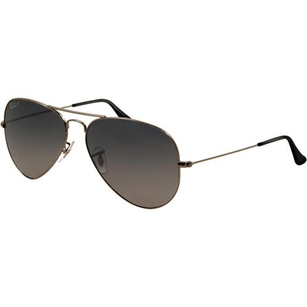 Ray-Ban Aviator Large Metal Polarized Sunglasses -