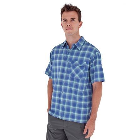 Royal Robbins Slickrock Plaid Short Sleeve Shirt (Men's) -