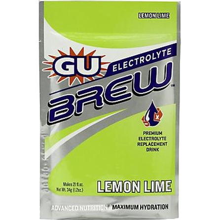 GU Brew Electrolyte Drink Box -