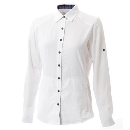 Kuhl Wunderer Long Sleeve Shirt (Women's) - White