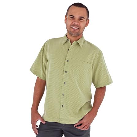 Royal Robbins Desert Pucker Short Sleeve Shirt (Men's) -
