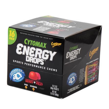 Cytomax Energy Drops Box -