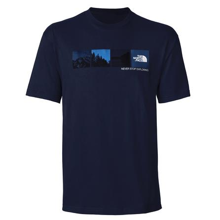 The North Face Four Square T-Shirt (Men's) -