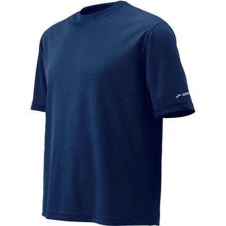 Brooks Podium Running Shirt (Men's) - Navy