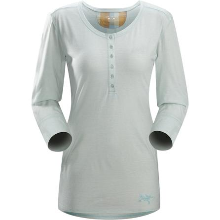 Arc'teryx Emmissary Long Sleeve Top (Women's) - Dew Drop