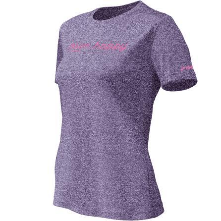 Brooks EZ T II Run Happy Running Shirt (Women's) -