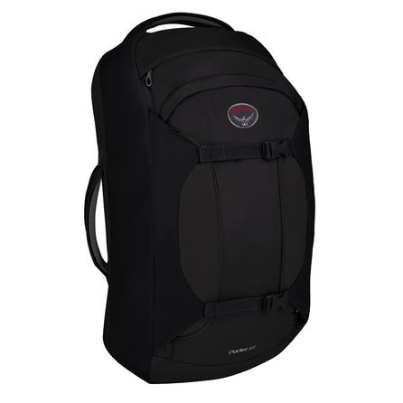 Osprey Porter 65 Backpack - Black