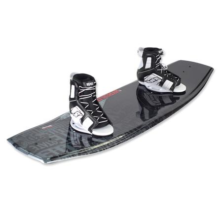 Hyperlite 140 State Wakeboard Package with 10-14 Remix Boots (Men's) -