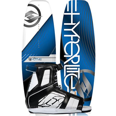 Hyperlite 119 Motive Wakeboard Package with 4-8 Remix Boots (Kids') -