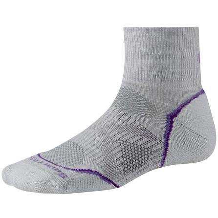 SmartWool PhD Light Mini Running Socks (Women's) -