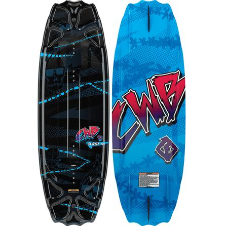 CWB Surge 125 Wakeboard Package with 5-8 Seven Boots (Kids') -
