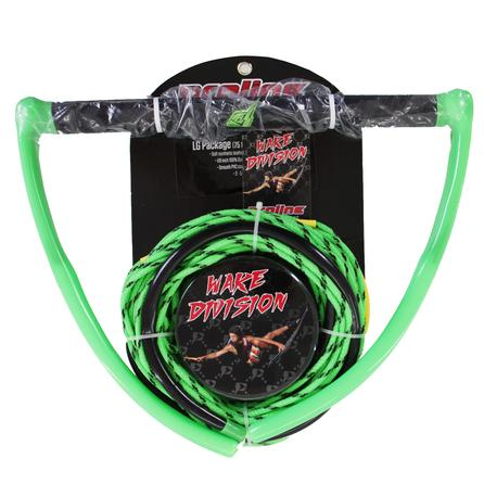 CWB Spyderwire 75' Wakeboard Rope -