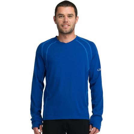 Icebreaker Quest Long Sleeve Crewe (Men's) -