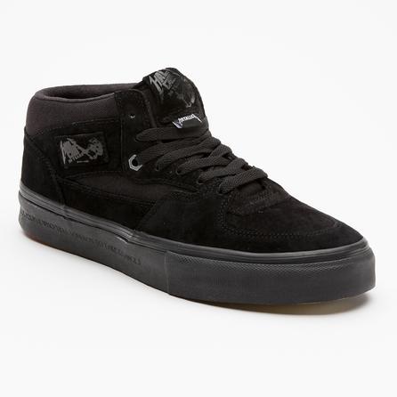 Vans Half Cab Pro Metallica Skate Shoe (Men's) -