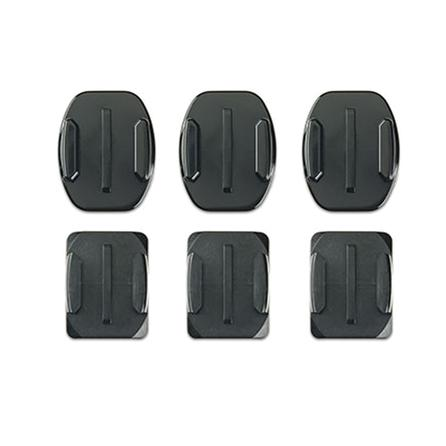 GoPro Flat and Curved Adhesive Mounts Pack -