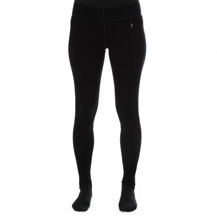 SmartWool NTS Mid-Weight Baselayer Bottom (Women's) - Black