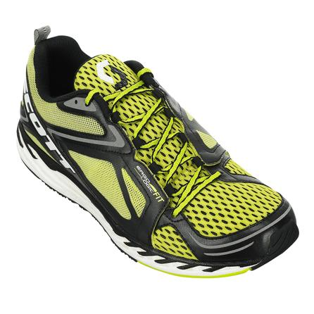 Scott MK4+ Running Shoe (Men's) - Green/Black