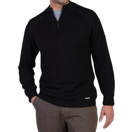 ExOfficio Cafenisto ¼-Zip Sweater (Men's) -