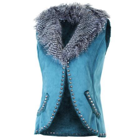 Montanaco Faux Shearling Stud Vest (Women's) -