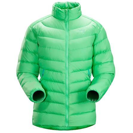 Arc'teryx Thorium AR Down Jacket (Women's) - Lime Fizz