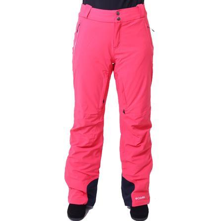 Columbia Millennium Blur Omni-Heat Insulated Ski Pant (Women's) -