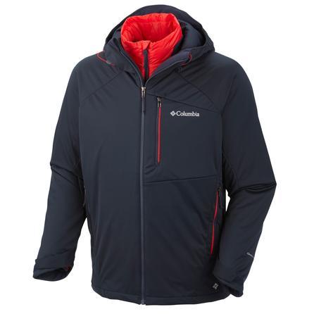 Columbia Versalite Softshell Omni-Heat Interchange Ski Jacket (Men's) -