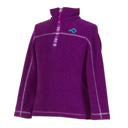 Jupa Katya Fleece Top (Little Girls') - Charmed Purple