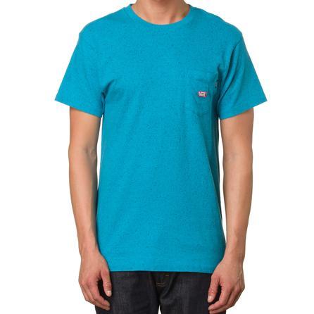 Vans Speckler T-Shirt (Men's) - Turquoise
