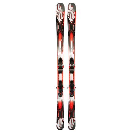 K2 AMP Rictor 82X Ti Ski System with Bindings (Men's) -