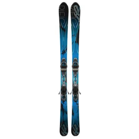 K2 Superific 76 Ski System with Bindings (Women's) -