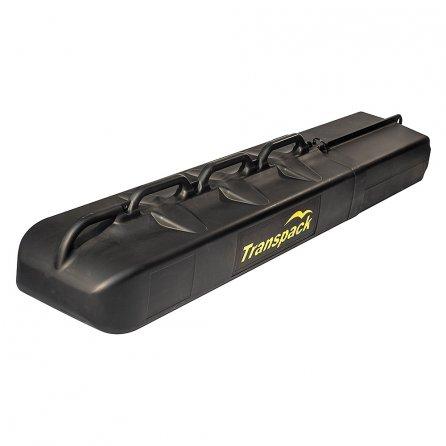 Transpack Jet Hard Ski and Snowboard Case - Black/Yellow