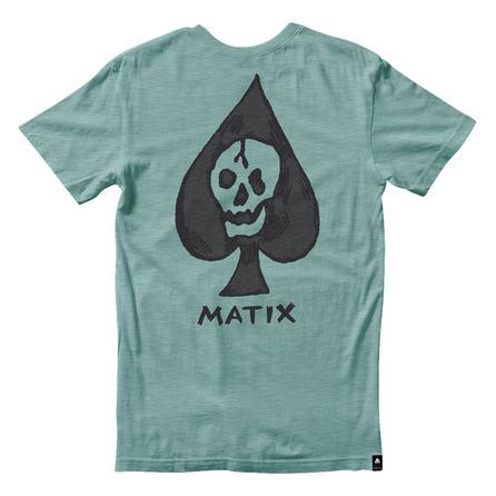 Matix Death Card T-Shirt (Men's) -