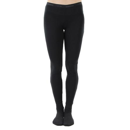 Icebreaker Everyday Legging Baselayer Bottom (Women's) - Black