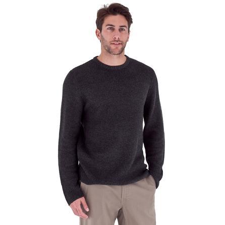 Royal Robbins Siskiyou Crew Sweater (Men's) - Obsidian