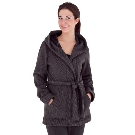 Royal Robbins Houndstooth Wrap Coat (Women's) -